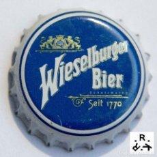Coleccionismo de cervezas: TAPÓN CORONA - CHAPA - AUSTRIA - CERVEZA -WIESELBURGER. Lote 147218274