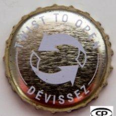 Coleccionismo de cervezas: TAPÓN CORONA - CHAPA - FRANCIA - CERVEZA - TAPÓN DE GIRAR. Lote 147231290