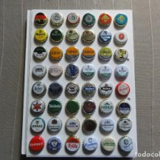 Coleccionismo de cervezas: 48 CHAPAS USADAS CERVEZAS ALEMANAS (ALEMANIA 3). Lote 148174342