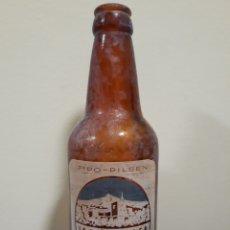 Coleccionismo de cervezas: BOTELLA CERVEZA ALHAMBRA 33CL. Lote 148678310