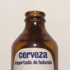 Coleccionismo de cervezas: BOTELLA CERVEZA CONTINENTE 25 CL - VACÍA. Lote 148920654