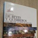 Coleccionismo de cervezas: DE REYES Y GUERREROS. SAN MIGUEL, 40 AÑOS DE HISTORIA - MERITXELL MARGARIT. Lote 149812506