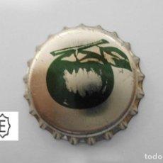 Coleccionismo de cervezas: TAPON CORONA CHAPA BOTTLE CAP KRONKORKEN TAPPI CAPSULE SIDRA AHOLD. Lote 151890802