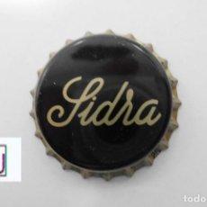 Coleccionismo de cervezas: TAPON CORONA CHAPA BOTTLE CAP KRONKORKEN TAPPI CAPSULE SIDRA GRUSIFAS. Lote 151891162