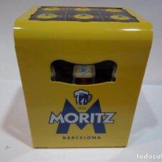 Coleccionismo de cervezas: SEVILLETERO DE PUBLICIDAD MORITZ. Lote 154696046