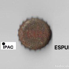 Coleccionismo de cervezas: TAPON CORONA CHAPA BEER BOTTLE CAP KRONKORKEN TAPPI CAPSULE CERVEZA TURIA. Lote 155798118