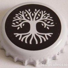 Collectionnisme de bières: CHAPA CERVEZA AMETLLER, BARCELONA BEER COMPANY. FACTORIA U. Lote 156683486