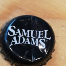 Coleccionismo de cervezas: 0161. TAPÓN CORONA. CROWN CAPS. SAMUEL ADAMS.. Lote 156822034