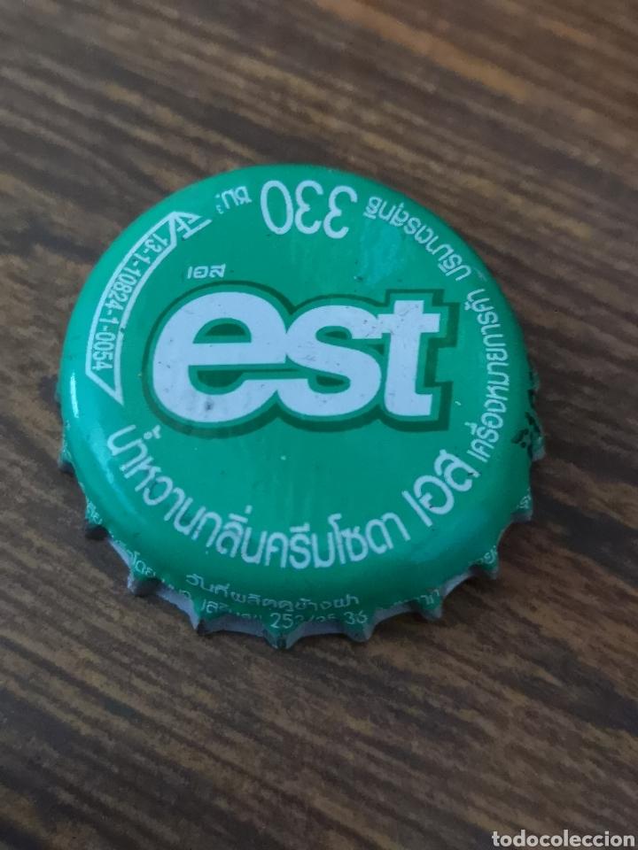 0144. TAPÓN CORONA. CROWN CAPS. EST (Coleccionismo - Botellas y Bebidas - Cerveza )