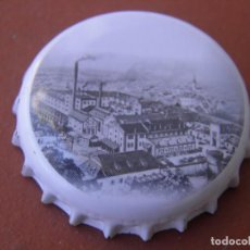 Collectionnisme de bières: BOTTLE CAP BEER BIER CHAPA CERVEZA MADRID.FAB. CHAPA: R.----LOTE N. 784----CARMANJO. Lote 157232254