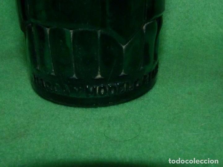 Coleccionismo de cervezas: DIFICIL Y BUSCADA BOTELLA CERVEZA EL LEON VERDE OSCURO FRIO INDUSTRIAL GRAN RAREZA SAN SEBASTIAN - Foto 6 - 157973310