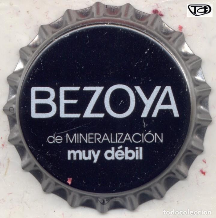 CHAPA AGUA BEZOYA XAPA KRONKORKEN TAPPI BOTTLE CAP CAPSULE (Coleccionismo - Botellas y Bebidas - Cerveza )