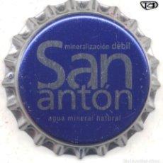 Collectable Beer - Chapa Agua SAN ANTÓN xapa kronkorken tappi bottle cap capsule - 160711722