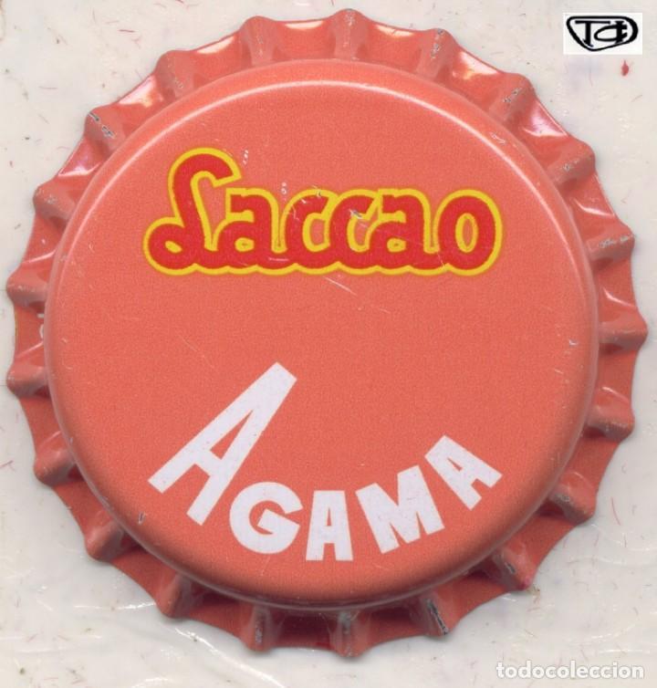 CHAPA BATIDO AGAMA XAPA KRONKORKEN TAPPI BOTTLE CAP CAPSULE (Coleccionismo - Botellas y Bebidas - Cerveza )