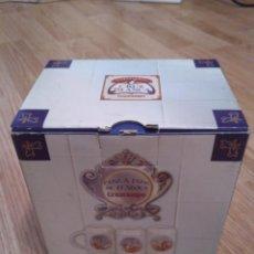 Coleccionismo de cervezas: JARRA DE CERVEZA LA CRUZ BLANCA. Lote 161515590
