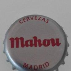 Coleccionismo de cervezas: CHAPA NUEVA CERVEZA MAHOU TAPÓN CORONA. Lote 179004168