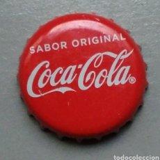 Coleccionismo de cervezas: CHAPA COCA COLA SABOR ORIGINAL. Lote 164705640