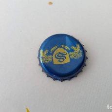 Coleccionismo de cervezas: CHAPA STEINBURG. Lote 165950330