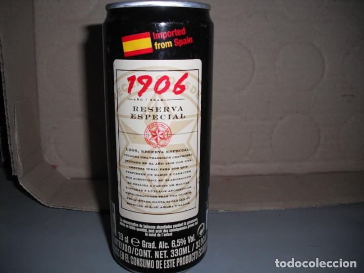 Spain Used Bottle Cap Estrella Galicia 1906 Reserva Beer Kronkorken Chapa Tappi