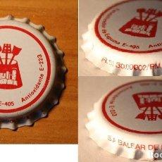 Coleccionismo de cervezas: TAPON CORONA O CHAPA CERVEZA DORADA BALEAR. Lote 166939764