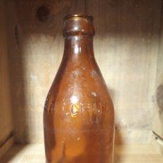 Coleccionismo de cervezas: BOTELLA CERVEZA CRUZCAMPO. Lote 167185141