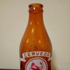 Coleccionismo de cervezas: BOTELLA CERVEZA CRUZCAMPO 33CL. Lote 167479288