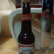 Coleccionismo de cervezas: BOTELLA GIGANTE DE BUDWEISER. Lote 169199688