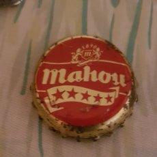 Coleccionismo de cervezas: CHAPA CORONA MAHOU. Lote 170109373
