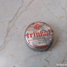 Coleccionismo de cervezas: ANTIGUO TAPÓN CHAPA CERVEZA TRINKAL . Lote 170856925