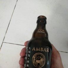 Coleccionismo de cervezas: BOTELLA VACÍA DE CERVEZA, CAESAR AUGUSTA, VACÍA. Lote 170942212