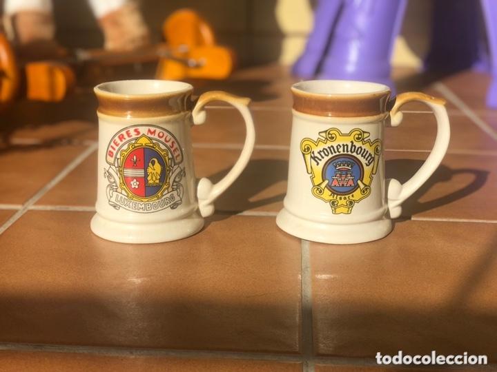 JARRAS DE CERVEZA (Coleccionismo - Botellas y Bebidas - Cerveza )