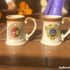 Coleccionismo de cervezas: JARRAS DE CERVEZA. Lote 172129518