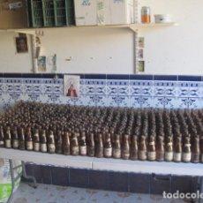 Coleccionismo de cervezas: LOTE DE 360 BOTELLAS DE CERVEZA EL AGUILA ,AGUILA DORADA Y GAVILAN. Lote 172885819