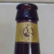 Coleccionismo de cervezas: BOTELLA VACÍA Y SIN CHAPA CERVEZA 1897 TOSTADA. BOTELLA DE 0,33L. . Lote 173590977