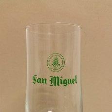 Coleccionismo de cervezas: COPA CERVEZA SAN MIGUEL. Lote 173596189