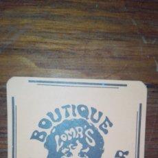 Coleccionismo de cervezas: POSAVASOS CLUB UBEDA. Lote 173797380