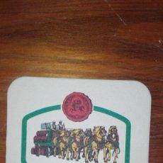 Coleccionismo de cervezas: POSAVASOS. Lote 173797505