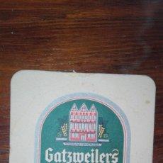 Coleccionismo de cervezas: POSAVASOS. Lote 173797634