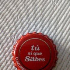 Coleccionismo de cervezas: CHAPA CERVEZA SIN USAR. Lote 174484547