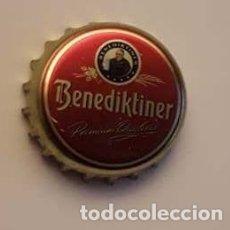 Coleccionismo de cervezas: TAPÓN CORONA CERVEZA BENEDIKTINER. Lote 175532679