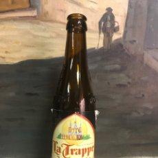 Coleccionismo de cervezas: CERVEZA LA TRAPPE. Lote 180220332