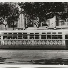 Coleccionismo de cervezas: FOTO PUBLICIDAD SKOL EN BUS. Lote 181201410