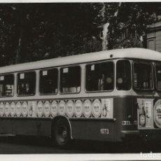Coleccionismo de cervezas: FOTO PUBLICIDAD SKOL EN BUS. Lote 181201718