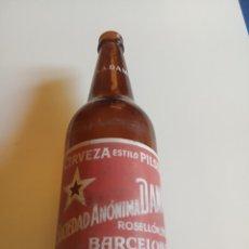 Coleccionismo de cervezas: SOCIEDAD ANÓNIMA DAAM. Lote 182383288