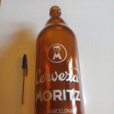 Coleccionismo de cervezas: CERVEZA MORITZ. Lote 182383431
