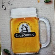 Coleccionismo de cervezas: JARRA CERVEZA CRUZCAMPO. Lote 182805266