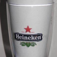 Coleccionismo de cervezas: VASO CERVEZA HEINEKEN - FINAL WEMBLEY 2013. Lote 182906243