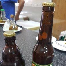 Coleccionismo de cervezas: CERVEZA L'ABADIA DE LA RAMBLA. Lote 183382476
