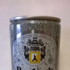 Coleccionismo de cervezas: LATA CERVEZA BECKER'S ALEMANIA . Lote 184717668