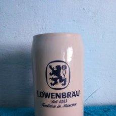 Coleccionismo de cervezas: JARRA 1 LITRO . Lote 184787167